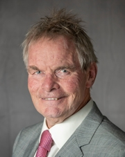 Profile image for Councillor Martin John Hill OBE