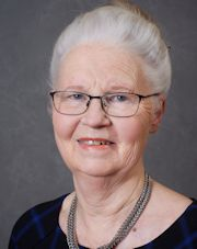 Profile image for Councillor Mrs Christine Jane Lawton