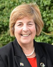 Councillor Rosemary Helen Trollope-Bellew