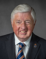 Profile image for Councillor Ray Wootten